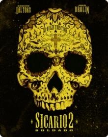 Sicario 2 - Soldado (2018) (Steelbook, 2 Blu-rays)