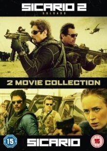Sicario (2015) / Sicario 2 - Soldado (2018) (2 DVDs)