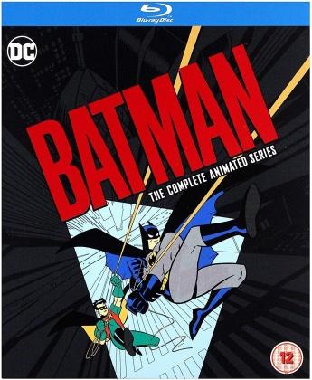 Batman - The Complete Animated Series (12 Blu-rays)