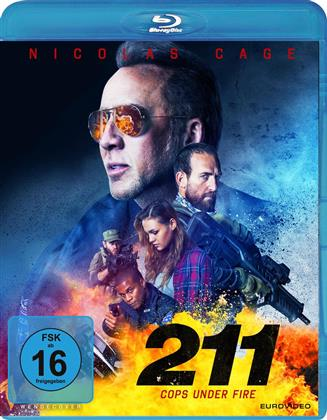 211 - Cops Under Fire (2017)
