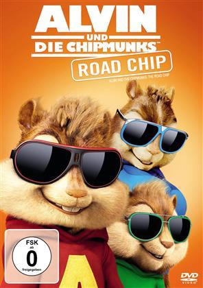 Alvin und die Chipmunks 4 - Road Chip (2015) (Neuauflage)