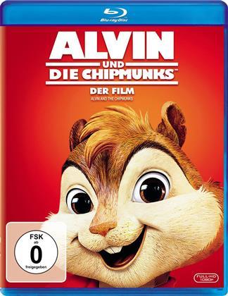 Alvin und die Chipmunks - Der Film (2007) (Neuauflage)