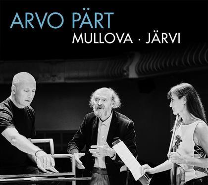 Paavo Järvi, Arvo Pärt (*1935) & Viktoria Mullova - Tabula Rasa