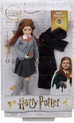 Harry Potter - Ginny Weasley - Puppe