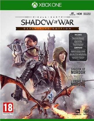 Middle-Earth Shadow of War (Definitive Edition)