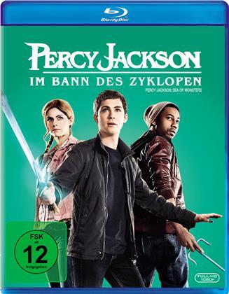 Percy Jackson - Im Bann des Zyklopen (2013) (Neuauflage)