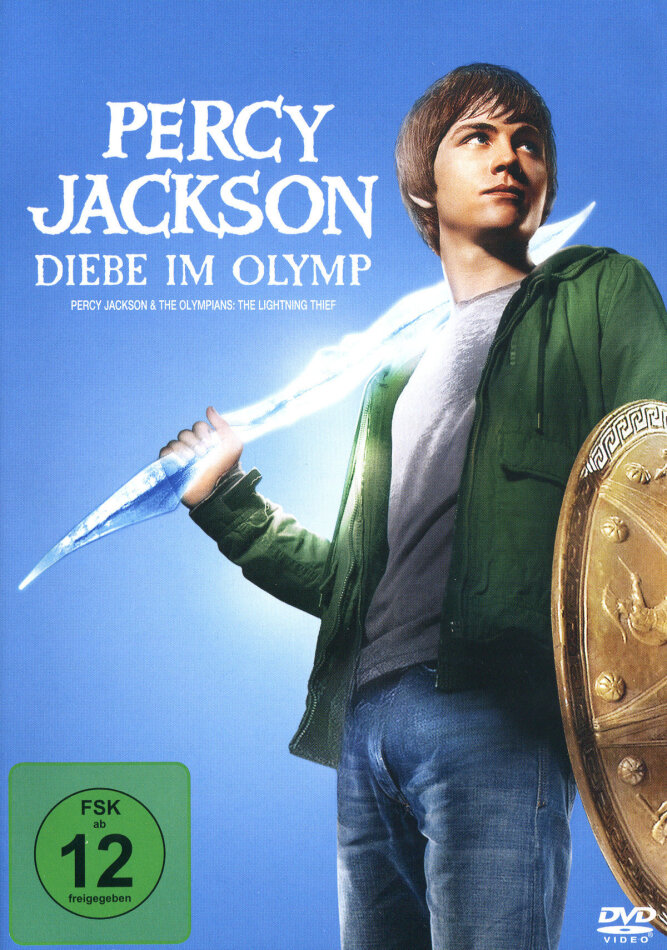 Percy Jackson - Diebe im Olymp (2010) (Neuauflage)