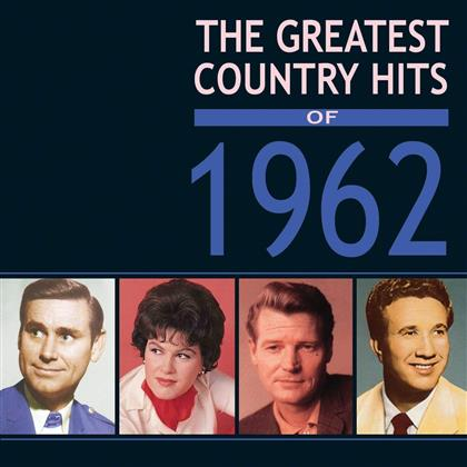 Greatest Country Hits Of 1962 (4 CD)