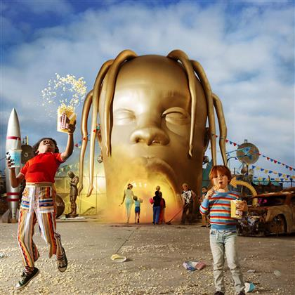 Travis Scott - Astroworld (2 LPs)