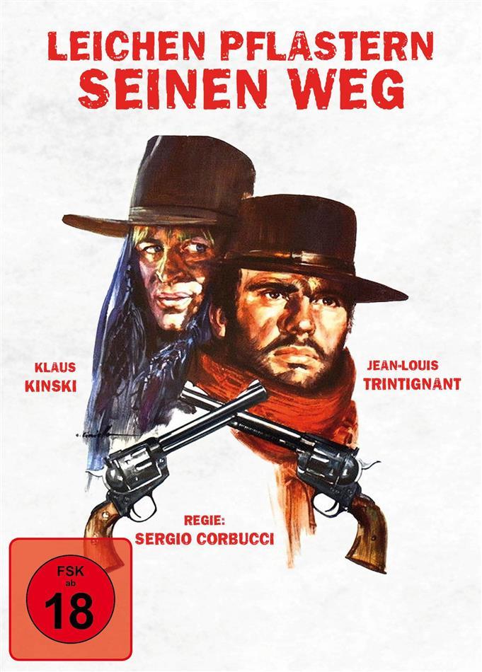 Leichen pflastern seinen Weg (1968) (Limited Edition, Mediabook, Special Edition, Blu-ray + DVD)