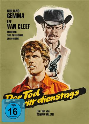 Der Tod ritt dienstags (1967) (Limited Edition, Mediabook, Special Edition, Blu-ray + DVD)