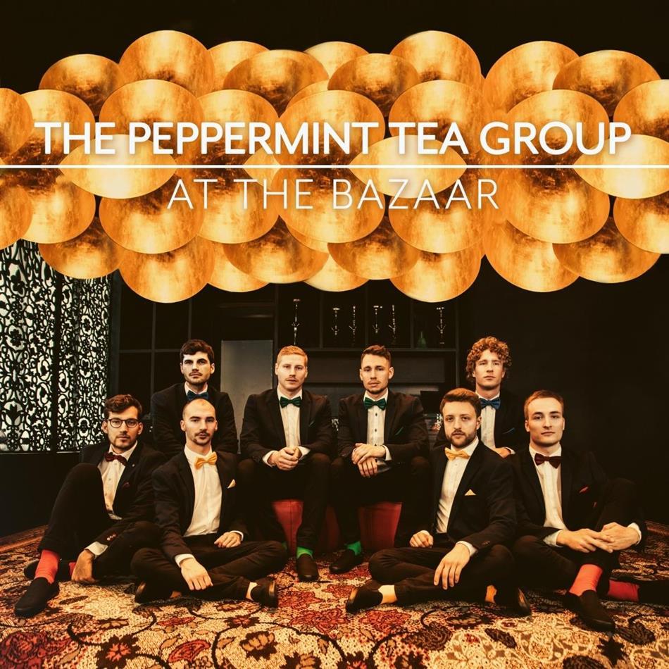 The Peppermint Tea Group - At The Bazaar