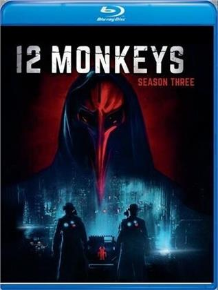 12 Monkeys - Season 3 (2 Blu-ray)