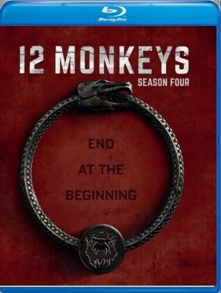 12 Monkeys - Season 4 (2 Blu-ray)