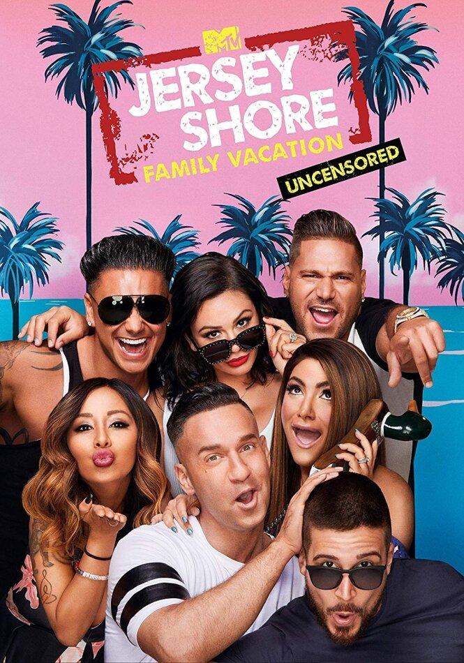 Jersey Shore - Family Vacation - Season 1