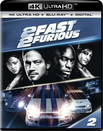 2 Fast 2 Furious (2003) (4K Ultra HD + Blu-ray)