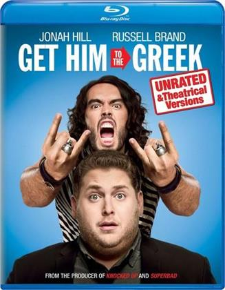 Get Him To The Greek (2010) (Cinema Version, Unrated)