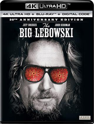 The Big Lebowski (1998) (20th Anniversary Edition, 4K Ultra HD + Blu-ray)