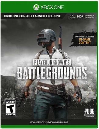 Playerunknown's Battlegrounds - 1.0 Edition