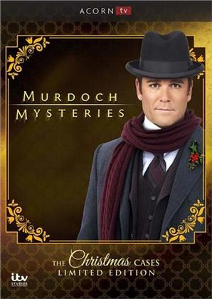 Murdoch Mysteries - The Christmas Cases (Limited Edition, 3 DVDs)