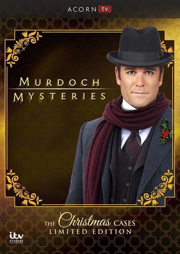 Murdoch Mysteries - The Christmas Cases (Edizione Limitata, 3 DVD)