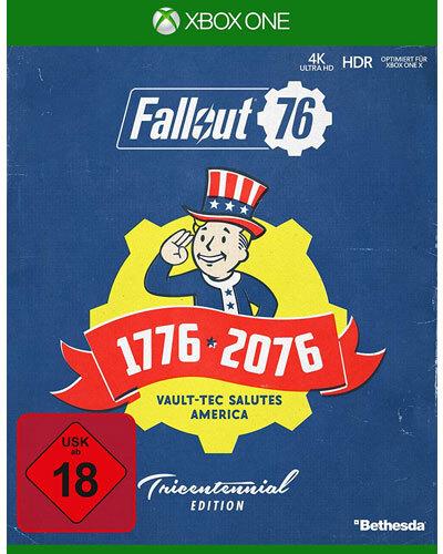 Fallout 76 (German Tricentinnal Edition)