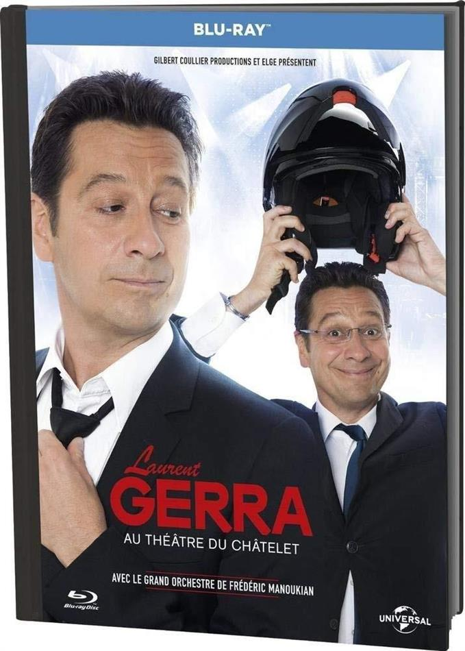 Laurent Gerra - Au Theâtre du Châtelet (Digibook, Limited Edition)