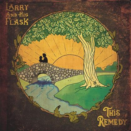 Larry & His Flask - This Remedy (LP)