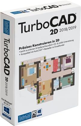 TurboCAD 2D 2018