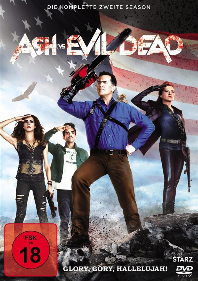 Ash vs Evil Dead - Staffel 2 (2 DVDs)