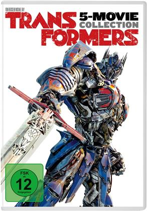 Transformers - 5 Filme Collection (5 DVDs)