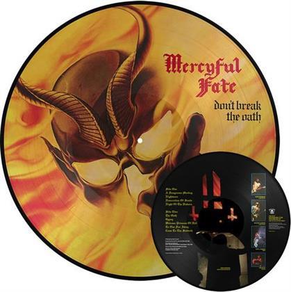Mercyful Fate - Don't Break The Oath (Picture Disc, LP)