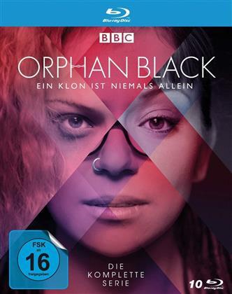 Orphan Black - Die komplette Serie (10 Blu-rays)