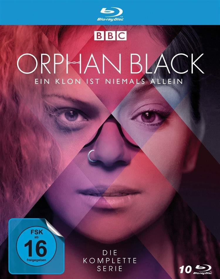 Orphan Black - Die komplette Serie (10 Blu-ray)