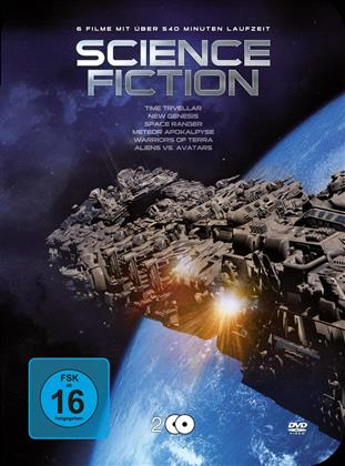 Science Fiction (Metallbox, 2 DVDs)