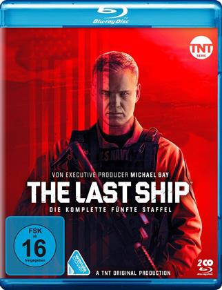 The Last Ship - Staffel 5 (2 Blu-rays)