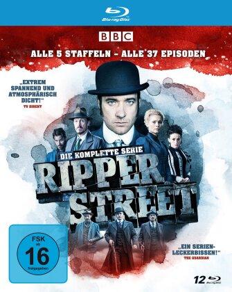 Ripper Street - Die komplette Serie (10 Blu-rays)
