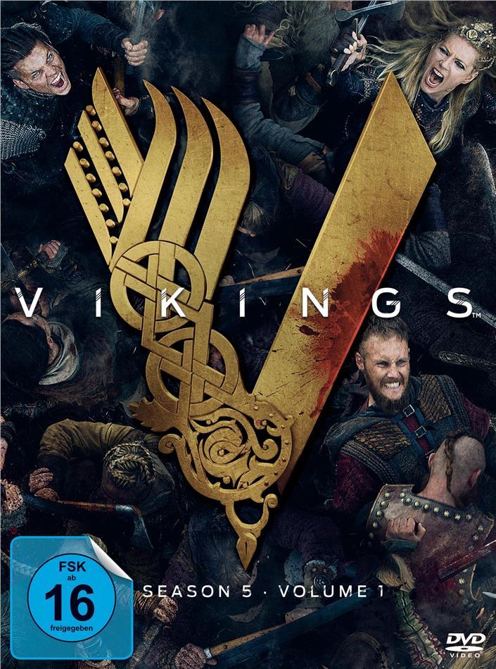 Vikings - Staffel 5.1 (3 DVDs)