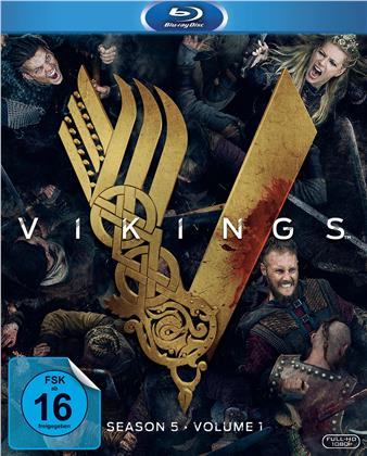 Vikings - Staffel 5.1 (3 Blu-rays)