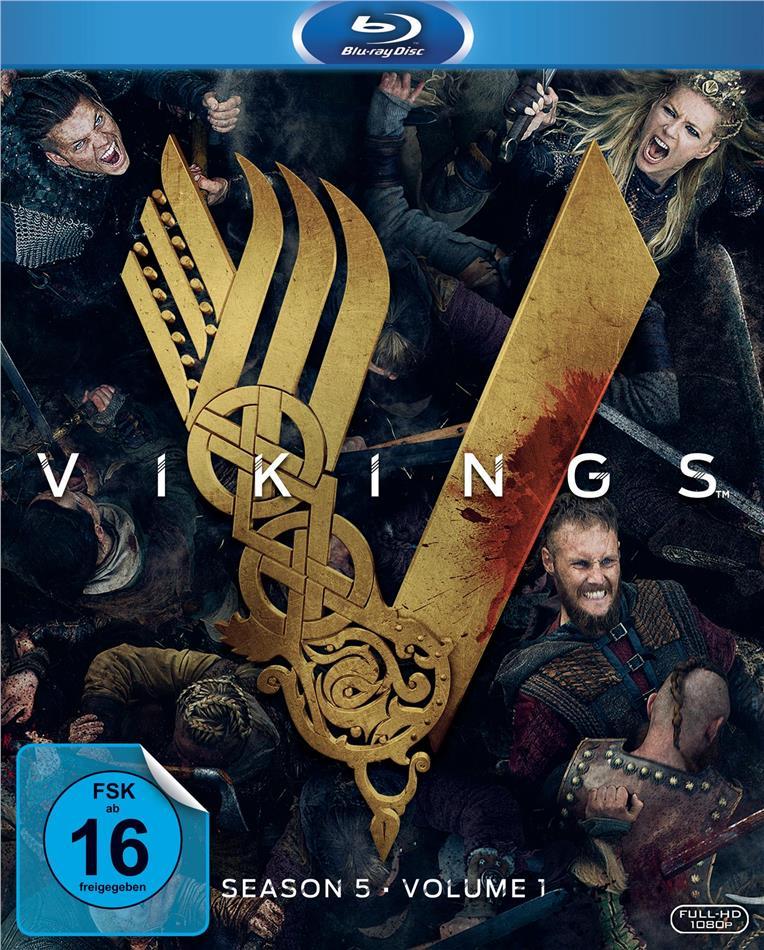 Vikings - Staffel 5.1 (3 Blu-rays)