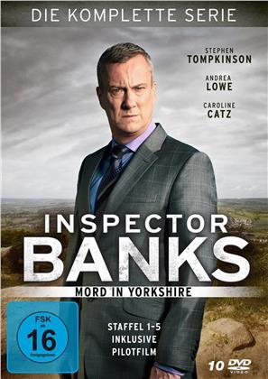 Inspector Banks - Mord in Yorkshire - Die komplette Serie (10 DVDs)