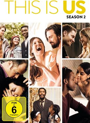 This is Us - Staffel 2 (5 DVDs)