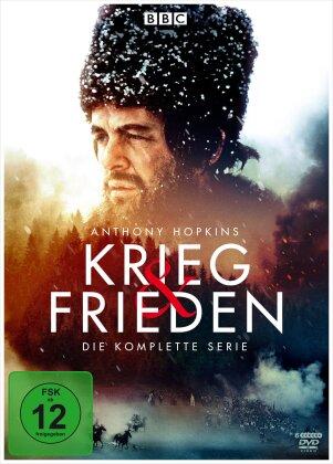 Krieg und Frieden - Die komplette Serie (6 DVDs)