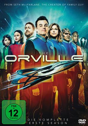 The Orville - Staffel 1 (4 DVDs)