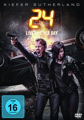 24 - Live Another Day - Staffel 9 (4 DVDs)