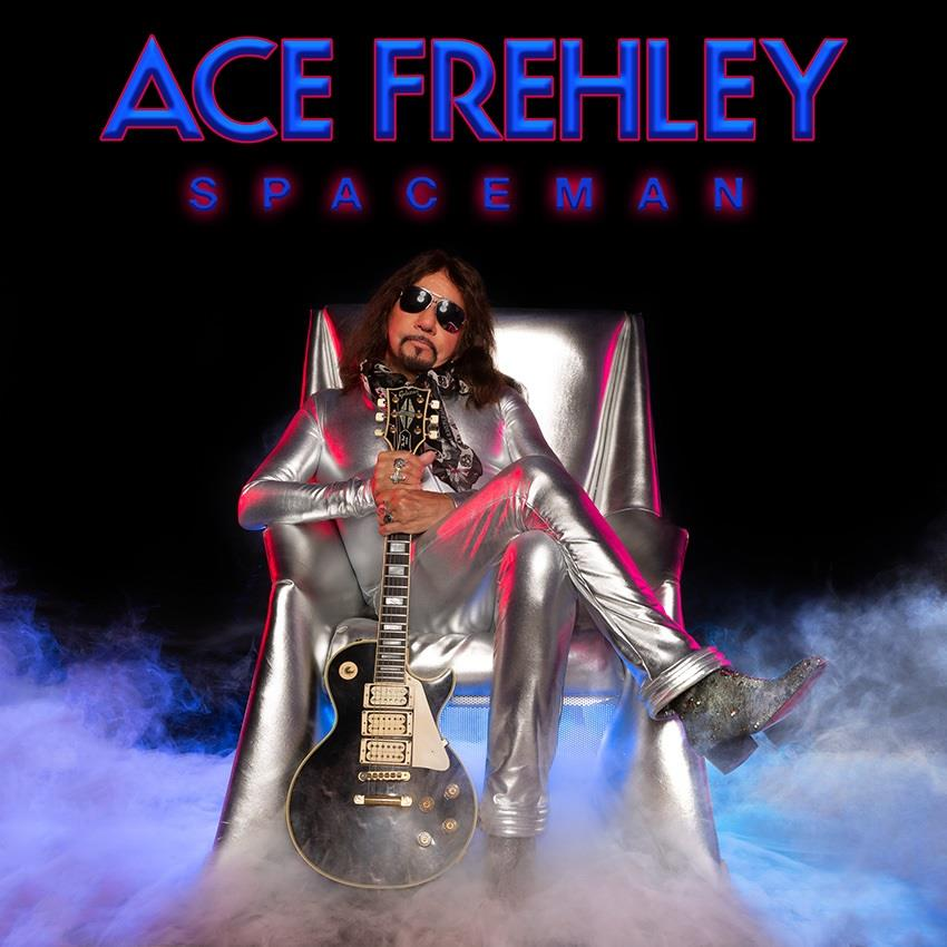 Frehley Ace - Spaceman (LP + CD)