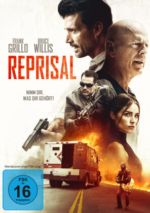 Reprisal - Nimm dir, was dir gehört! (2018)