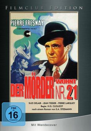 Der Mörder wohnt in Nr. 21 (Filmclub Edition)