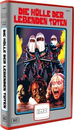Die Hölle der lebenden Toten (1980) (IMC Redbox, VHS Box)