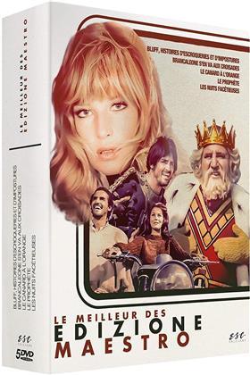 Le meilleur des Edizione Maestro (5 DVDs)